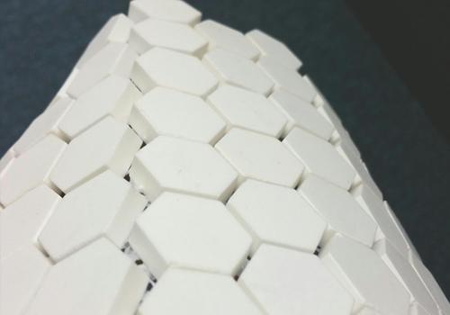 Alumina Hexagonal Tiles Jasraco Marine Services